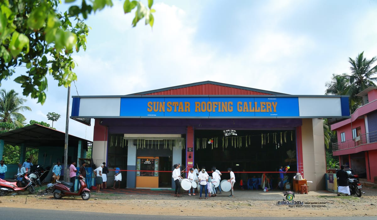 Sunstar Roofing Gallery -...